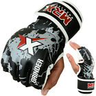 MMA Cage Grappling Gloves Training Kick Boxing Glove Muay Mix UFC Fight Gear