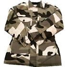 Childrens Urban (black/white) OR midnight  US M65 style Combat jackets - new