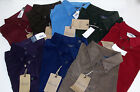 NWT Rountree & Yorke Casuals Long Sleeve Fine Wale LS Corduroy Shirt  8 Colors