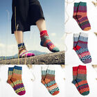 1 Pairs Women Wool Cashmere Thick Warm Soft Solid Casual Sports Socks Winter AS