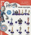 ROBOTS THE MOVIE MINI FIGURE COLLECTION BRAND NEW SET OF 6 DIFFERENT FIGURES