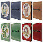 HEAD CASE DESIGNS CHRISTMAS ANGELS LEATHER BOOK WALLET CASE COVER FOR APPLE iPAD