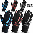 Cycling Gloves Full Fingers Cycle Bicycle Roubaix Thermal Silicone Grip