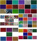100 Pony Beads In Different Colours 9x6mm Barrel Shape For Jewellery Buy 3 For 2