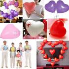 50PCS 10'' Heart-Shaped Latex Balloons Home Wedding Party Birthday Decoration