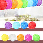 30pcs IQ Puzzle Jigsaw Light Lamp Shade Ceiling Lampshade White Size S 25CM AS