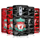 OFFICIAL LIVERPOOL FOOTBALL CLUB CAMOU HARD BACK CASE FOR LG PHONES 1
