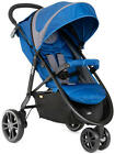 Joie LITE TRAX 3 WHEELER STROLLER Pushchair Buggy Jogger Baby Child