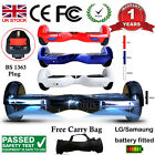 Smart Dual 2 Wheel Electric Self Balancing Scooter Hover Unicycle Balance Board