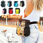 8Colour Pet Dog Puppy Cat Pouch Snack Bag Dog Training Food Treat Waist Bag