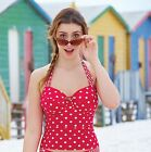 Lille Tankini Top by Bravissimo SW193 IN RED COLOUR!!!!