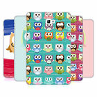 HEAD CASE DESIGNS KAWAII OWL HARD BACK CASE FOR SAMSUNG TABLETS 1