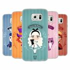 HEAD CASE DESIGNS ALICE IN WONDERLAND SOFT GEL CASE FOR SAMSUNG PHONES 1