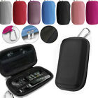 Durable Tough Hard Fabric MP3 Player cover Clamshell Case For Sony Walkman