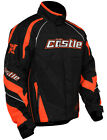NEW CASTLE X JACKET - CHARGE G2B - FLO ORANGE