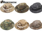 Unisex Bucket Boonie Hat Military Hunting Fishing Outdoor Summer Cap Typhon/MR A