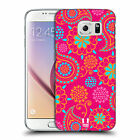 HEAD CASE DESIGNS PSYCHEDELIC PAISLEY HARD BACK CASE FOR SAMSUNG GALAXY S6