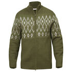 Fjallraven Sormland Jacquard Full Zip Sweater various sizes