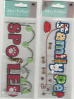 U CHOOSE  Jolee's SPOILED title FAMILY PET title 3D Stickers animals