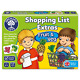 Orchard Toys Shopping List Extras Fruits and Veg Years Primary Game Booster Pack