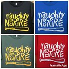 Naughty By Nature Logo T-Shirt  ATL 90s Hip Hop T.I Rap West East Coast  image