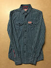 Superdry Washbasket Shirt - Navy RRP £55.00