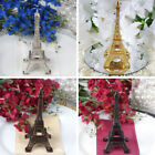 6 inches PARIS EIFFEL TOWER Centerpieces Wedding Party Home Decorations Accents