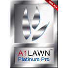A1LAWN Platinum Pro Lawn Grass Seed with Rye (DEFRA certified)