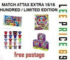 MATCH ATTAX EXTRA 15/16 CHOOSE YOUR HUNDRED / 100 CLUB OR LIMITED EDITION CARDS