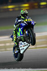 Valentino Rossi - Yamaha 2016 - A1/A2/A3/A4 Photo/Poster Print - Qatar