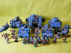 WARHAMMER 40K SPACE MARINE ULTRA ARMY MANY UNITS TO CHOOSE FROM
