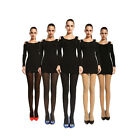 New ALK Women's Shiny High Waist Breathable Comfortable Soft Pantyhose Stockings