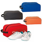 10 x Coloured Sports Football Boot Walking Shoe Bag Storage Holdall for Footwear