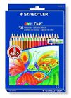 STAEDTLER Noris Club Colored Pencils smooth soft painting 36 Colors (144ND36)