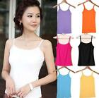 Womens Fashion Summer Vest Top Sleeveless Blouse Casual Tank Tops T-Shirt New