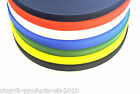 1 Metre Of 25mm Polypropylene Webbing In Various Colours For Bags,Straps,Crafts