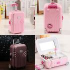 Trolley Case Ballerina Jewelry Box Kids Room Storage Organizer Musical Gift 1 Pc
