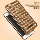 Bling Glitter Shockproof Rubber Diamond Soft TPU Case Cover for iPhone 6/6s/Plus