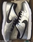 Nike SB Dunk Low Cold Pizza Aluminum Black White 313170-024 Sz 8-13