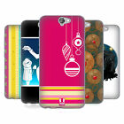 HEAD CASE DESIGNS MIX CHRISTMAS COLLECTION SOFT GEL CASE FOR HTC ONE A9