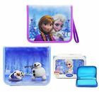 Nintendo 2DS/3DS.XL Disney Frozen Clutch - Case Holds System & 3 Game Cards
