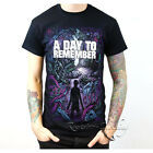 A Day To Remember T Shirt Homesick Men Black Cotton Shirts Top Tee Size S - 2XL  image