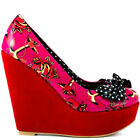 IRON FIST LOVE ME NOW WEDGE
