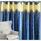 WINDOW Curtain / Door Curtain With Frill Door Screen / Window Screen Stitched