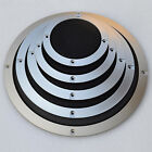 1ps 6# 3/4/5/6.5/8/10 inch Silver Speaker grille Subwoofer decorative circle