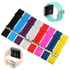 Replacement Soft Silicone Watch bands Sport Straps For Fitbit Blaze Smart Watch