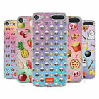OFFICIAL EMOJI PATTERNS SOFT GEL CASE FOR APPLE iPOD TOUCH MP3