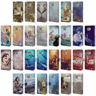 OFFICIAL SELINA FENECH MERMAIDS LEATHER BOOK WALLET CASE FOR SAMSUNG PHONES 2