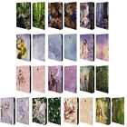 OFFICIAL SELINA FENECH FAIRIES LEATHER BOOK CASE FOR SAMSUNG GALAXY TABLETS