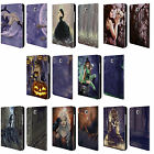 OFFICIAL SELINA FENECH GOTHIC LEATHER BOOK CASE FOR SAMSUNG GALAXY TABLETS